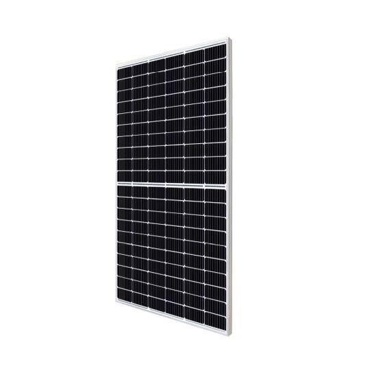 Canadian Solar (USA) 40 mm 370 Watt HiKu-Black High Power Mono-Crystalline PERC Solar Panel Black