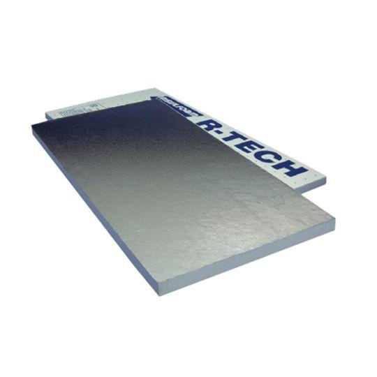 "InsulFoam 2"" x 4' x 8' R-TECH&reg, VIII (60psi) Roof Insulation"