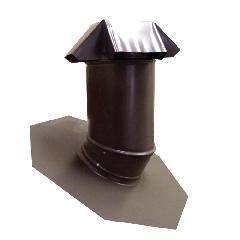 TRI-BUILT Multi-Pitch Galvanized Roof Jack